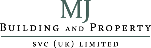 MJ Building and Property Services UK Ltd Retina Logo